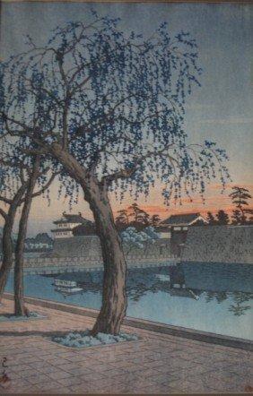 Kawase Hasui Woodblock