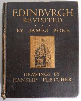Bone And Fletcher- Edinburgh Revisited