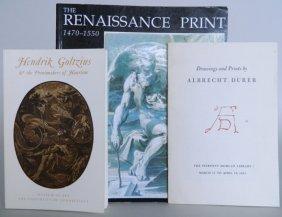 4 Exhibition Catalogs On Renaissance Art