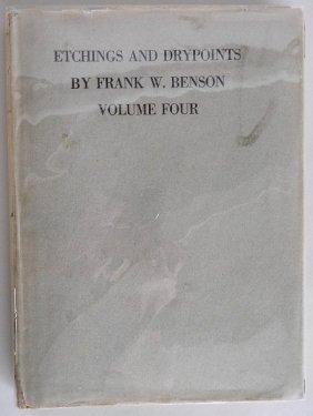 Paff- Frank Benson Etchings. Vol 4