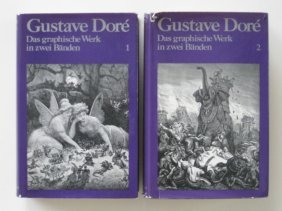 Gustave Dore Books On His Graphic Works