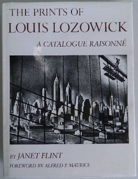Janet Flint- Louis Lozowick Book