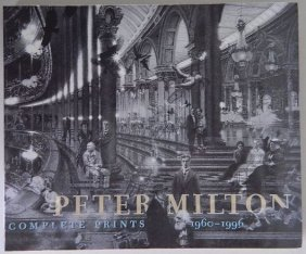Johnson And Milton- Peter Milton Complete Prints