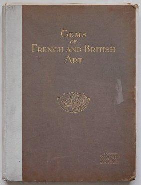 Spielman Book- Gems Of French And British Art
