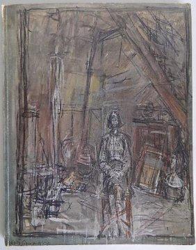 Alberto Giacometti Exhibition Catalog
