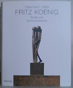 2 Books On Fritz Koenig