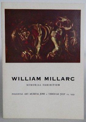 William Millarc Exhibition Catalog