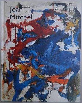 2 Books On Joan Mitchell