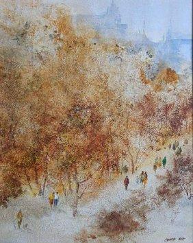 Richard Chiara Watercolor