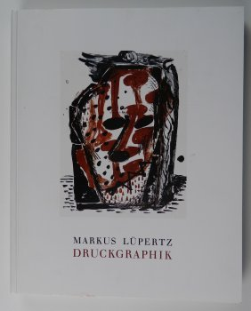 Book- Markus Lupertz: Druckgraphik