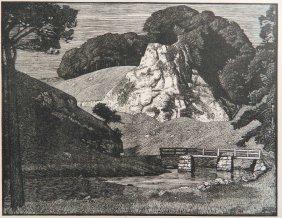 Sydney Lee Wood Engraving