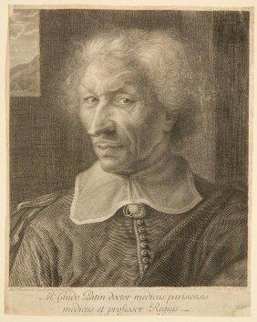 Antoine Masson 2 Engravings