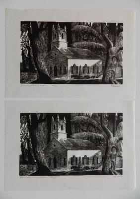 Lynd Ward Wood Engraving