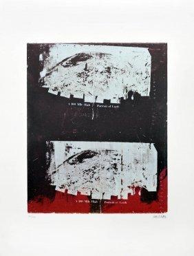 Walter Dahn, Ohne Titel, 1990