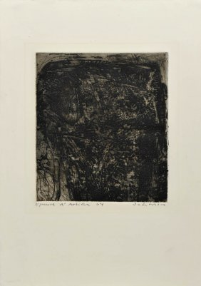Karl Fred Dahmen, Ohne Titel, 1964