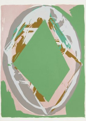 Darryl Hughto, 'Angelou' Und 'Aurora Borealis', 197