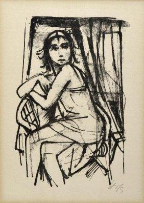 Karl Hofer, Ohne Titel, 1922