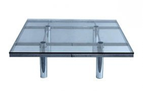 """Knoll Tobia Scarpa """"andre"""" Coffee Table"""