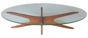 Adrian Pearsall For Crafts Associates Coffee Table