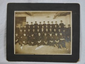"""8"""" X 10"""" Photograph Of Early 20th Century Constables"""