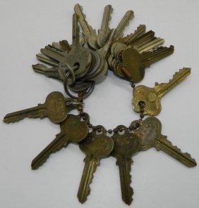 Lot Of Gangster Max Greenberg Keys