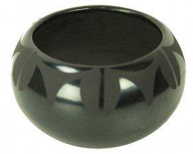 San Ildefonso Pottery Bowl- Pauline