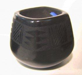 San Ildefonso Pottery - Florence Naranjo