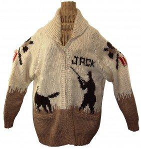 Cowichan Wool Sweater