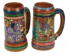 2 Mexican Mugs