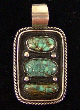 Navajo Pendant - Robert Becenti
