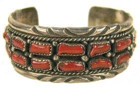 Navajo Bracelet - Mary Chavez