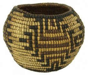 Klickitat Treasure Basket