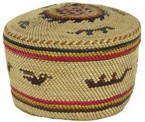 Makah Basket - Ada Markistum