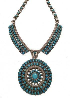 Navajo Necklace - J.M. Begay
