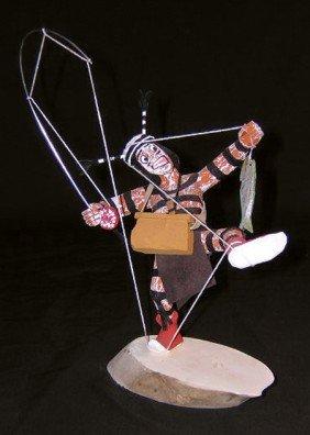 Hopi Clown Katsina