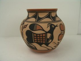 Santo Domingo Pottery - Thomas Tenorio
