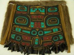 Haida Dance Apron