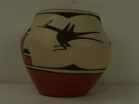 Zia Bird Pot - Eusebia Shipe