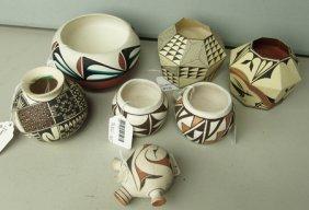 5 Southwest Pottery
