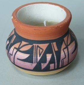 Navajo Pottery Olla
