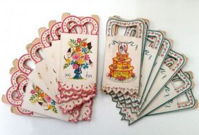 Large Collection - More Than 100 Colorful Party Bags