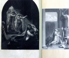 Engravings Of Various Artists, Various Sizes