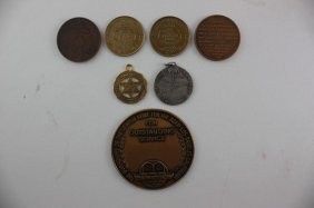 Judaica Medals And Coins