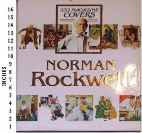 Museum Art Books Norman Rockwell 332 Magazine Covers