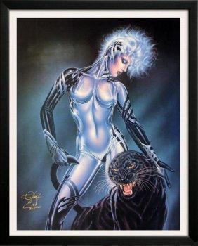 Panther Le Femme Feline Olivia Signed Ltd Ed Dealer