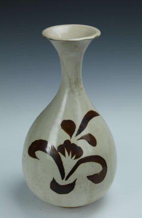 Chinese Ci Zhou Yao Vase