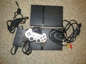 2 Playstation 2 Slim System
