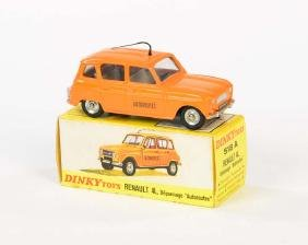 Dinky  Toys, Renault 4L (518A)