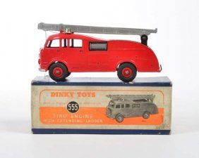 Dinky Toys, Feuerwehr Nr. 555