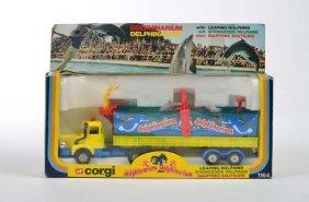 "Corgi Toys, Truck ""dolphinarium"""